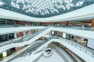 komercjalizacja powierzchni w obiektach handlowym