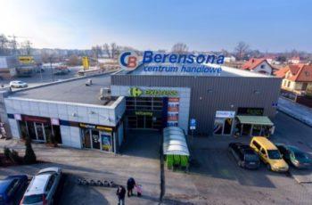 Centrum Handlowe Berensona w Warszawie