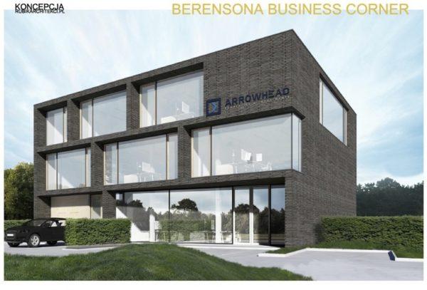 rozpoczęła się inwestycja Berensona Business Corner