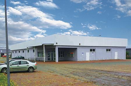 komercjalizacja powierzchni w obiekcie handlowym w Bielsku Podlaskim