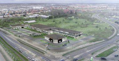 Park Iława - nowy obszar z centrum handlowym