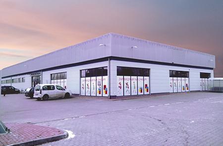 Arrowhead prowadzi komercjalizację Centrum Handlowego Ostrołęka